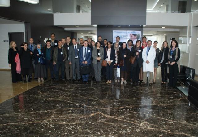 Cardiólogos argelinos en IMED