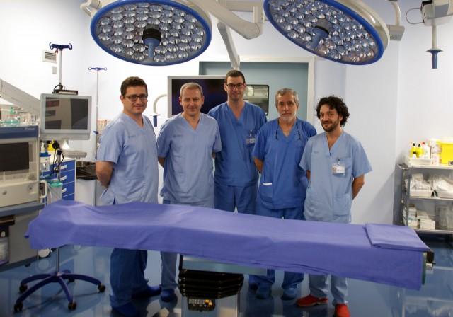 Unidad de cirugía sin sangre IMED Elche